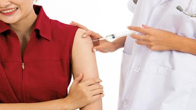 vaksin wanita dewasa