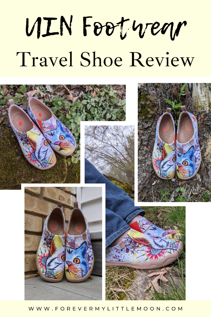 UIN Footwear Travel Shoe Review