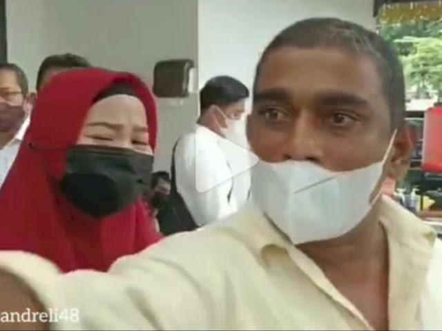 Geram Warungnya Ditutup, Rakesh: Mau Makan Apa Anak Isteriku, Bantuan Pemerintah Gak Ada Sama Sekali