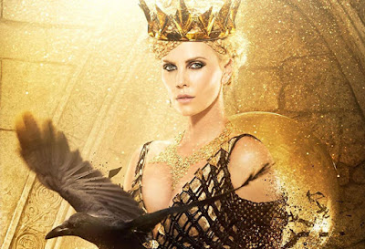 Charlize Theron dans Le Chasseur et la reine des glaces