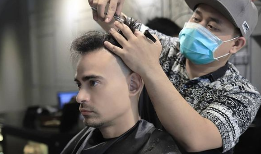 Most popular Indonesian men's instructors cut hairstyles 2020
