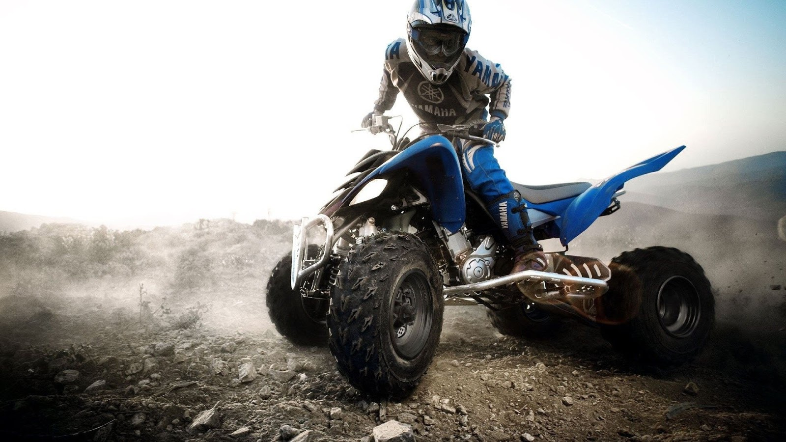 I have always found it so something I love to do is ride quads