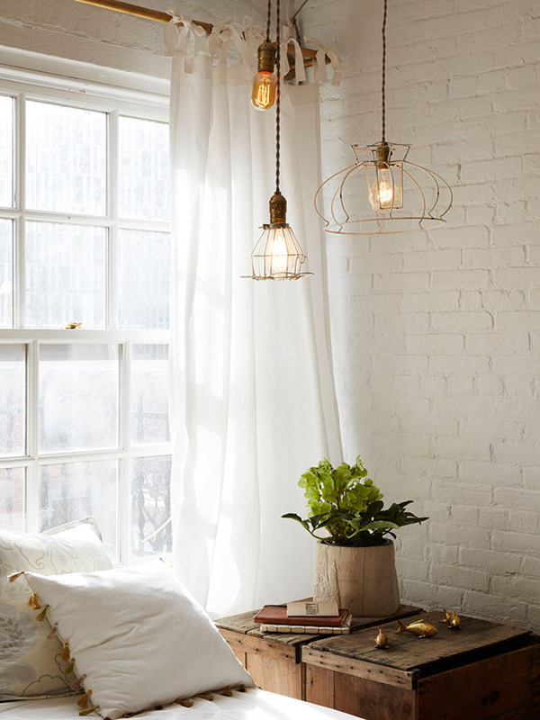 Breathtaking timeless and tranquil interior design inspiration - found on Hello Lovely Studio
