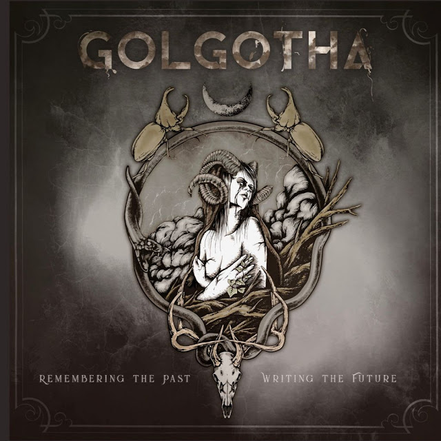 golgotha remembering the past - writing the future
