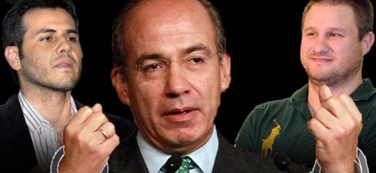 Hijo de El Mayo Zambada  y La Barbie Edgar Valdez Villarreal dicen se reunían con Calderon y Los Federales