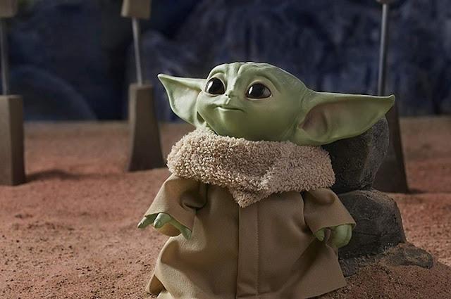 baby yoda cute
