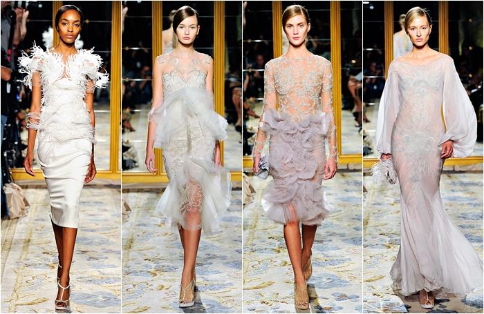 Marchesa spring 2012 feminine designs