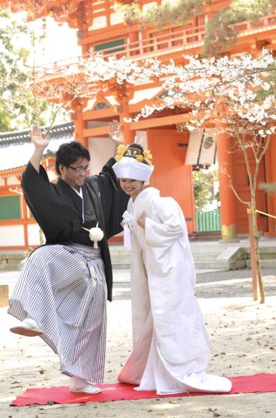 白無垢角隠し日本髪