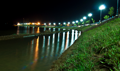Đêm bên sông Đăk Bla