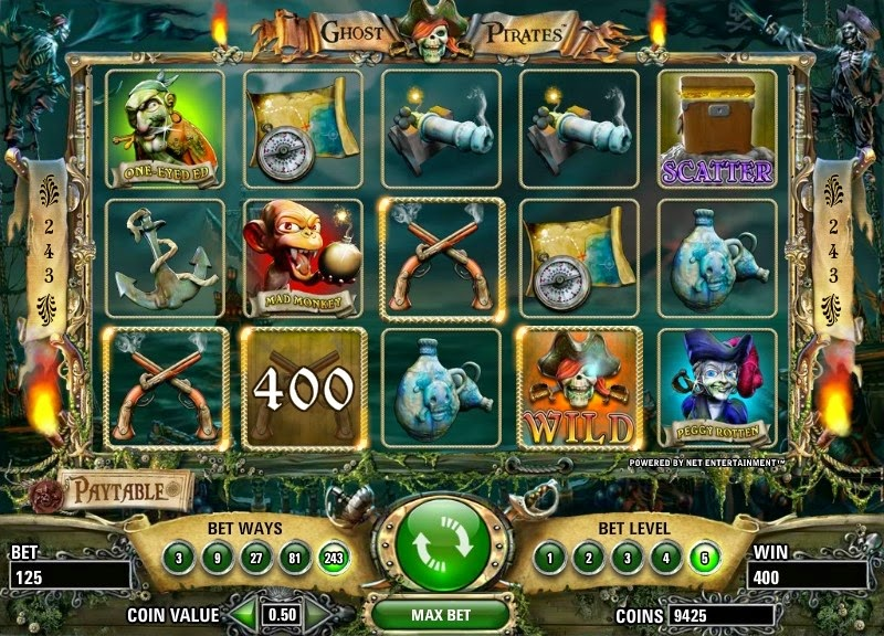 Casino slot machines strategy