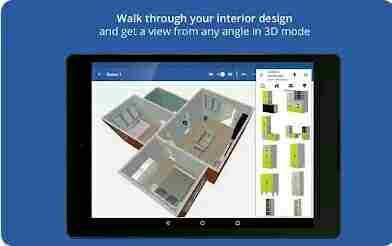 Aplikasi Desain Rumah Terbaik - Swedish Home Design 3D