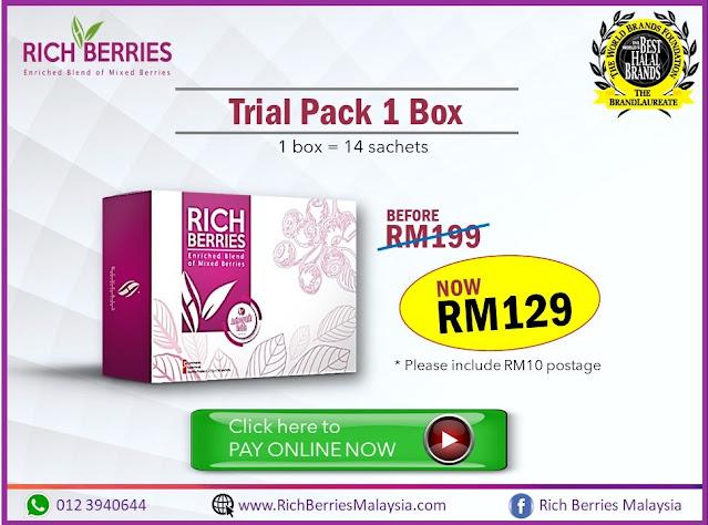 TRIAL PACK 1 BOX