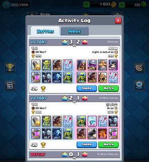 win win win Clash Royale