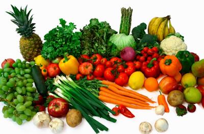 Sayur Mentah Tangkal Kanker Lebih Efektif