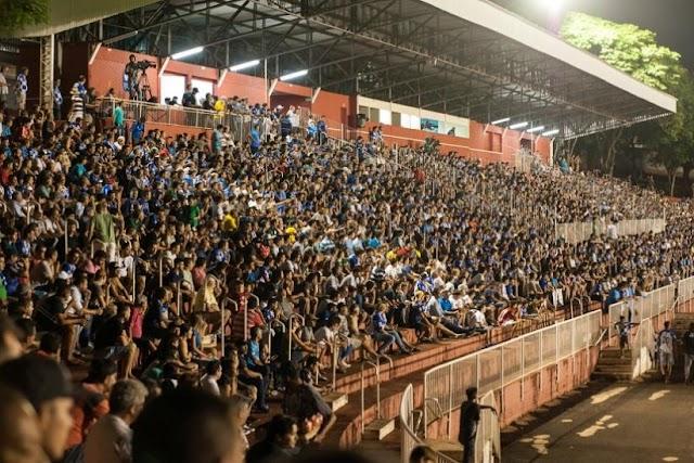 Foz do Iguaçu Futebol realiza amistoso contra o Vasco no sábado