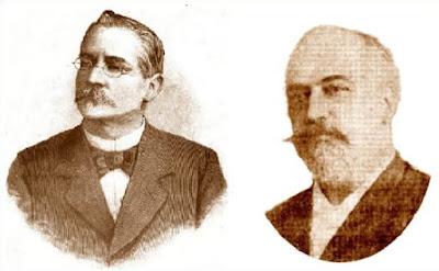Andrés Clemente Vázquez Hernández y Vicente Martínez de Carvajal y Jiménez de Molina