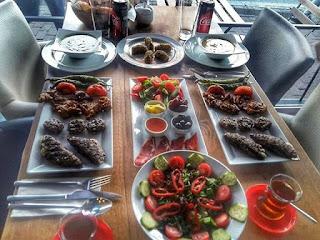 şahin chef burger köfte istanbul