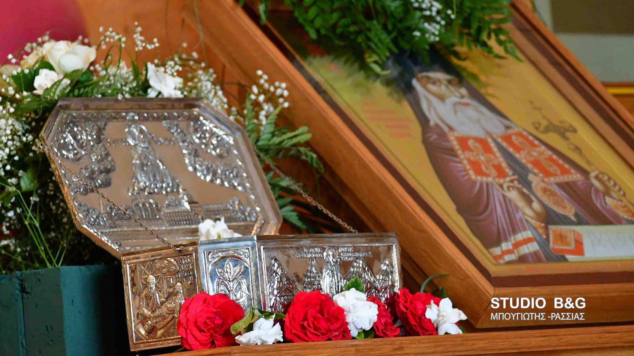 Η εορτή του Αγίου Λουκά στην Αργολίδα