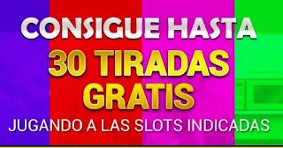 Todoslots 30 tiradas gratis esta noches slots 10-3-2021