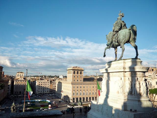 Vittorio Emanuel Monument / Altare della Patria, Rome, Italy