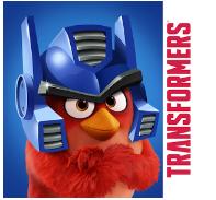 Angry Birds Transformers Mod Apk