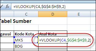 Cara Menggunakan Rumus VLOOKUP Di Microsoft Excel (3)