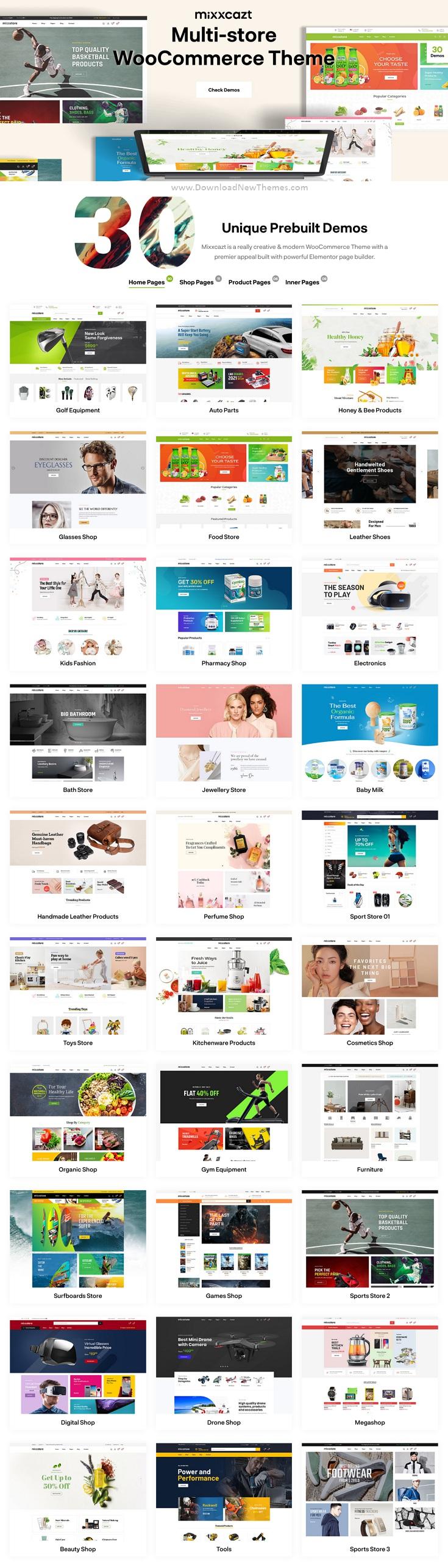 Creative Multipurpose WooCommerce Theme