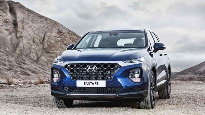 Hyundai Santa Fe kỷ niệm sinh nhật 20 năm ngày ra mắt thị trường
