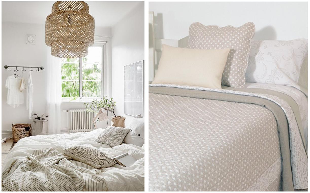 hogar diez ropa de cama para el verano
