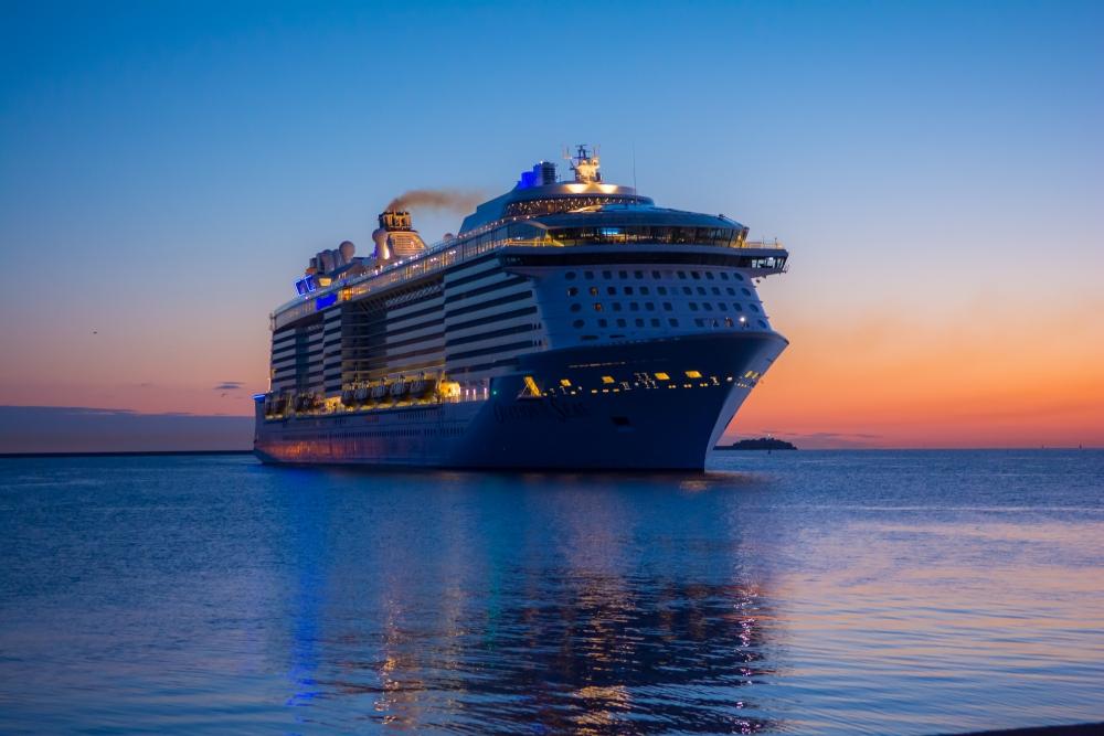Last Tender: Ovation of the Seas