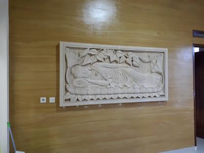 Jual Ornament Batu Alam Dinding