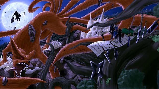 Naruto Shippuden Kurama