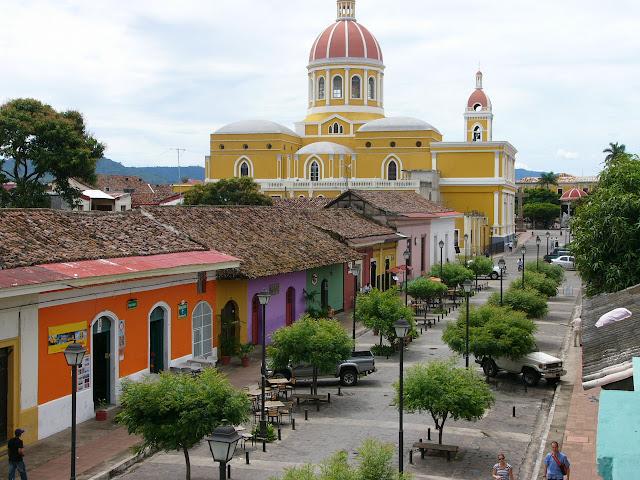 Turismo en Granada, Nicaragua