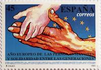AÑO EUROPEO DE LAS PERSONAS MAYORES Y SOLIDARIDAD ENTRE LAS GENERACIONES