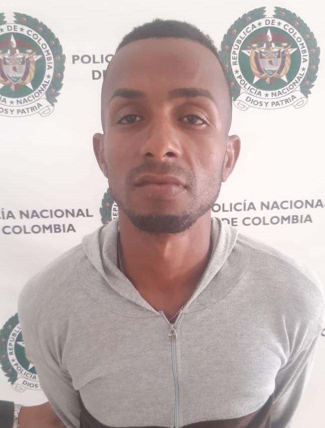 https://www.notasrosas.com/ Departamento de Policía Guajira lo captura en Riohacha, por Hurto Calificado