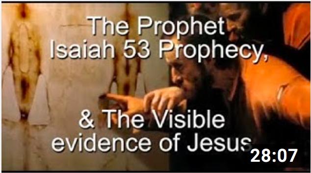 Bible prophecies of Jesus.