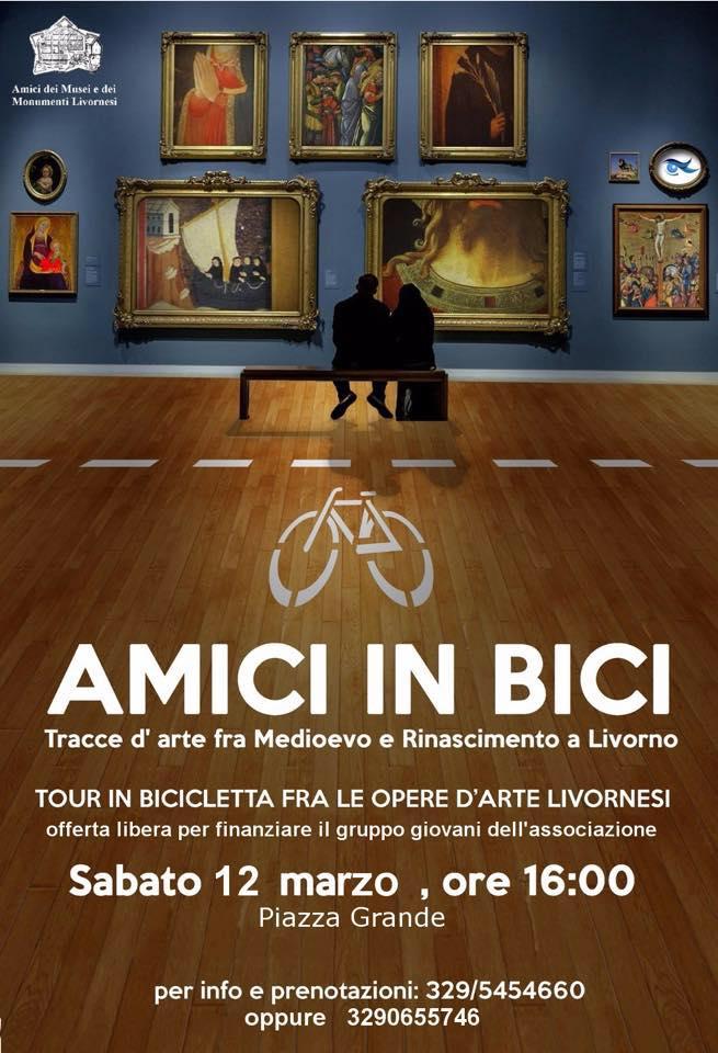 Occhio Livorno: L\'arte in sella, tornano gli \