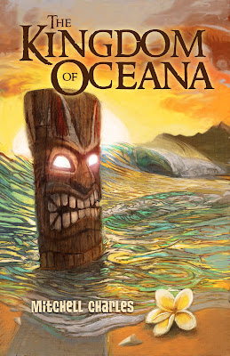 The Kingdom of Oceana - Legend and folklore come alive as Prince Ailani and his brother Nohoa accidentally unleash a curse when they stumble upon a tiki mask. Set five centuries ago in what we now call Hawaii, The Kingdom of Oceana follows Prince Ailani as he finds himself amongst the chaos of warring island kingdoms, sibling rivalry, spirit animals, and sorcerers. The magical elements of the book weave seamlessly into the story and Hawaiian backdrop, enforcing the myth-like tale.   Middle School students will enjoy the action and lore while also identifying with Prince Ailani's underlying struggles.