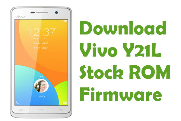 Vivo Y11 Stock Rom Download