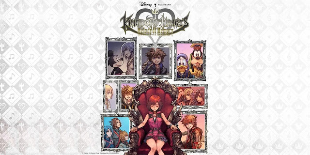 Game Kingdom Hearts: Melody of Memory Diluncurkan November Tahun Ini!
