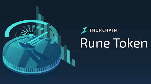 Gambar Logo THORChain (RUNE) Cryptocurrency