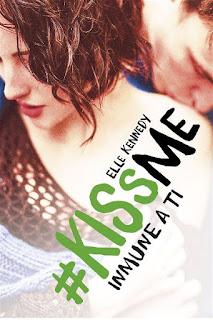 Inmune a ti   Kiss me #3   Elle Kennedy