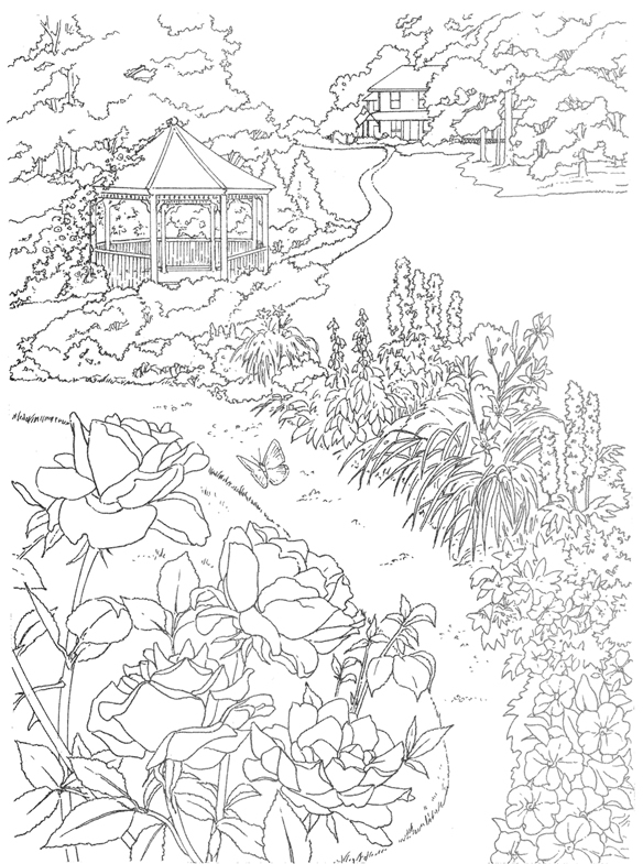 Playground Equipment Coloring Pages at GetColorings.com ...