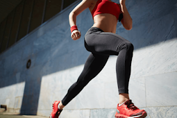 Mengapa Anda sering joging tapi berat badan tidak menurun?