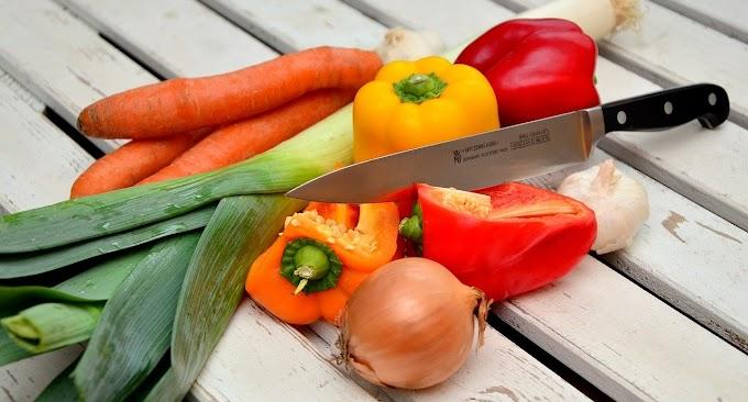 Saiba como afiar sua faca de modo simples