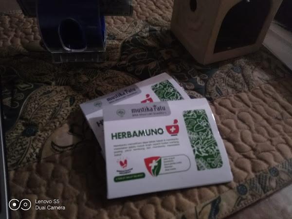 Herbamuno+, Jamu Kekinian Mustika Ratu