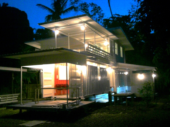 Shipping Container Home Design for Hot Climate, Thailand 7