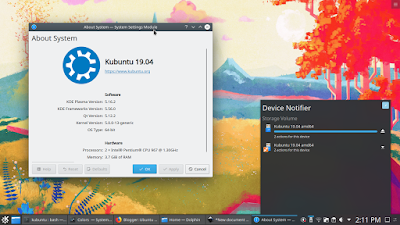 Plasma 5 15 and 5 16 on Kubuntu and Other Distros | Tux Machines