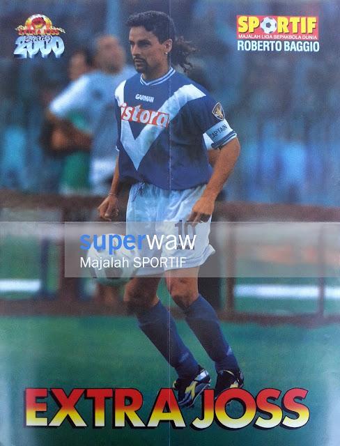 Roberto Baggio (Brescia 2001)