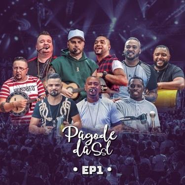 CD CD Samba pro Povo EP 1 – Pagode da SSL (2019)
